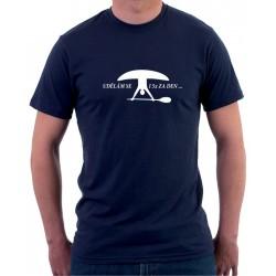 Tričko pánské -Udělám se i 5 x za den