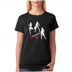 Tričko dámské Shopaholic
