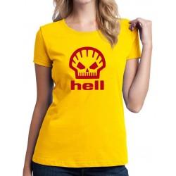 Tričko dámské Hell