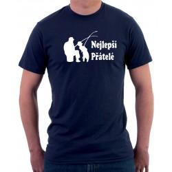 Pánské tričko Nejlepší přátelé