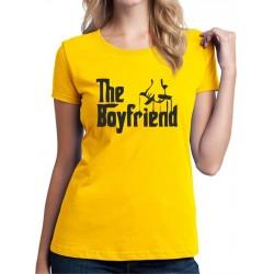 Tričko dámské The Boyfriend
