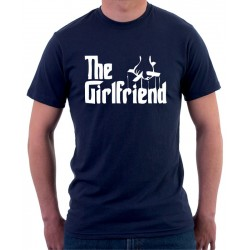 Pánské tričko The Girlfriend