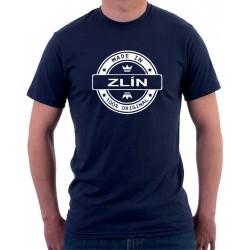 Made in ZLÍN - Pánské Tričko s vtipným potiskem