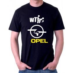 Pánské tričko Opel