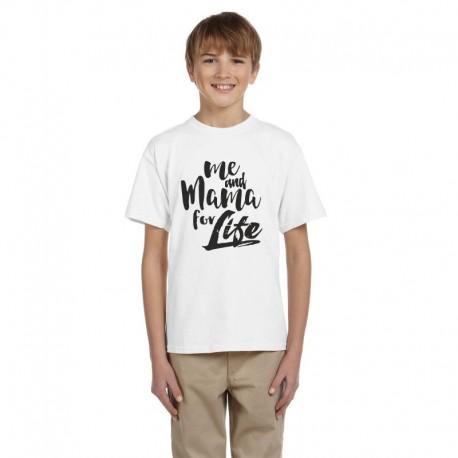 Dětské tričko Me and Mama for Life Dárek pro kluky