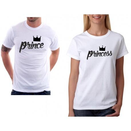 Princess - Dámské Tričko s vtipným potiskem