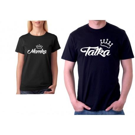 Taťka- Dárkové pánské tričko pro Tatínky