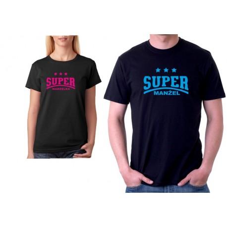 Super Manžel - Dárkové pánské tričko pro super manžely