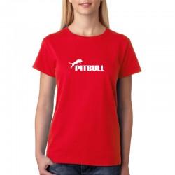 PITBULL - Dámské tričko s vtipným motivem