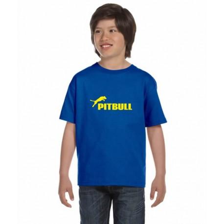 PITBULL - Dětské vtipné tričko s motivem