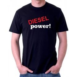 Pánské triko DIESEL power!