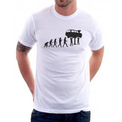 Evolution Automechanik - Pánské Tričko s vtipným potiskem