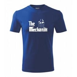Pánské tričko The Machanik