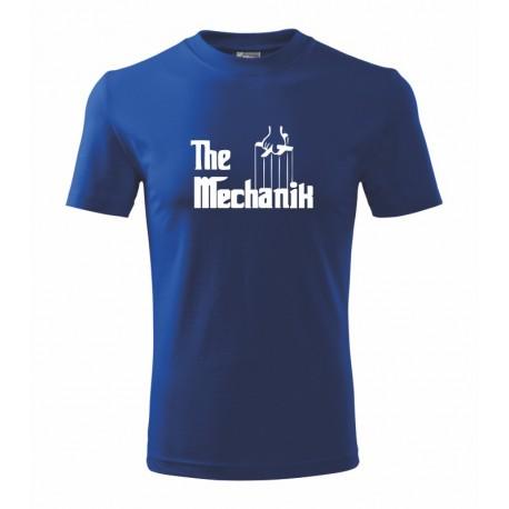 The Machanik - vtipné pánské tričko pro mechaniky