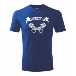 Pánské tričko The Machanic