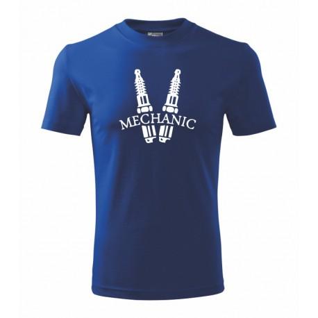 Mechanic -  vtipné pánské tričko pro Mechaniky