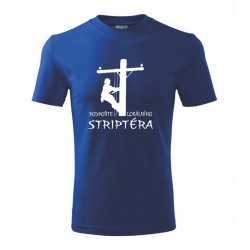 Pánské triko Podpořte lokálního striptéra