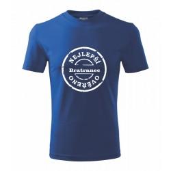 Pánské tričko Nejlepší Bratranec, ověřeno