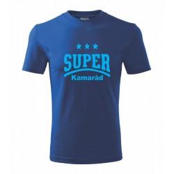 Tričko pánské Super kamarád
