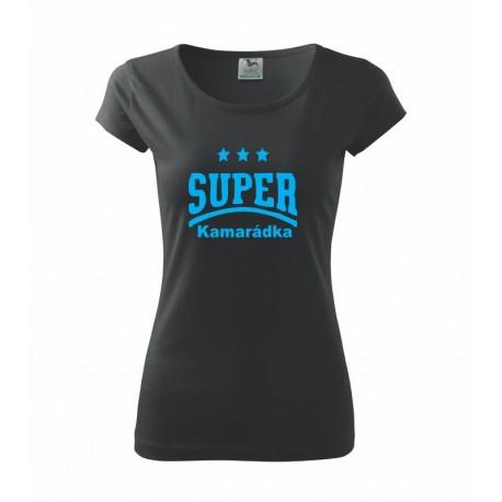 Wife. Mom. Boss - Dámské tričko s potiskem - manželka, máma, šéf