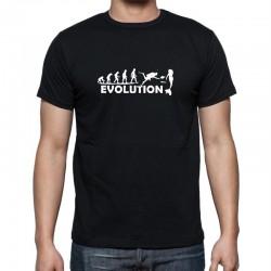 Tričko pánské Evolution Potápěč