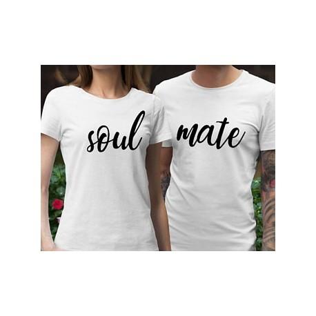 Soul - Mate - Párové tričko pro zamilované páry