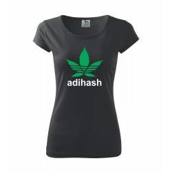 Adihash - Dámské tričko Adihash s potiskem přes celé prsa