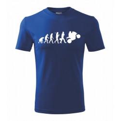 Evolution Motorcycle - pánské tričko pro motorkáře