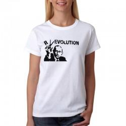 Dámské tričko Putin Revolution