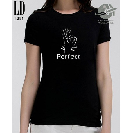 Perfect - Dámské tričko pro perfektní ženu