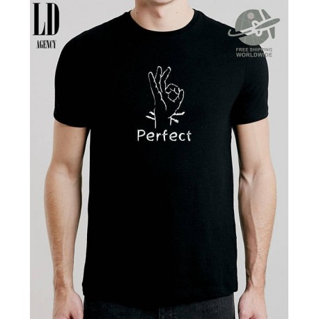 Perfect - Pánské tričko pro perfektního muže