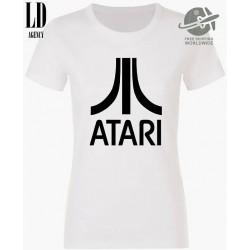 Atari - Dámské tričko pro fanoušky video her