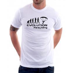 Pánské tričko Evolution Paragliding