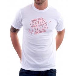 Pánské tričko May The Dark Side Be With You