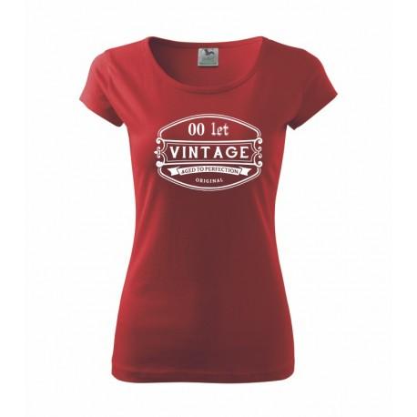 - Dámské Tričko pro ženy, které mají narozeniny
