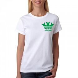 AdiDogs - Dámské Tričko s vtipným potiskem
