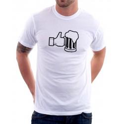 Tričko pánské Like Beer