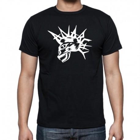 Punk Anarchy - Pánské Tričko s vtipným potiskem
