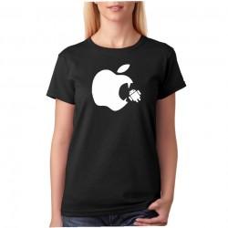 Dámské tričko Apple Vs Android