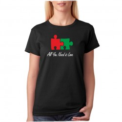 Dámské tričko All You Need is Love