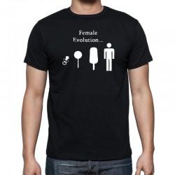 Pánské tričko Female Evolution
