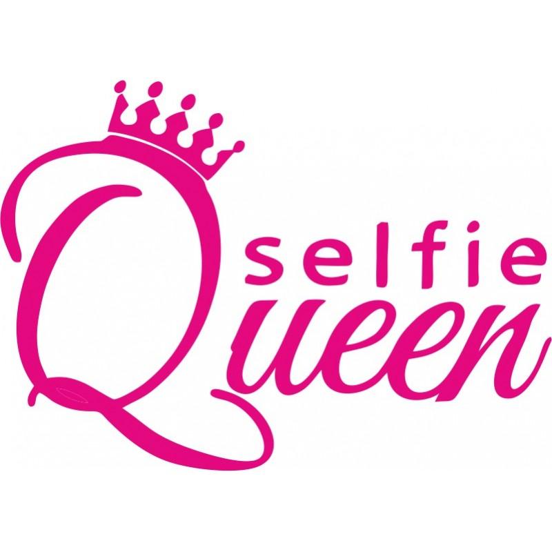 ce1c7e2f0d1 Selfie Queen - Dámské Tričko s vtipným potiskem