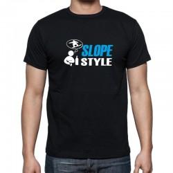 Tričko pánské Slope Style