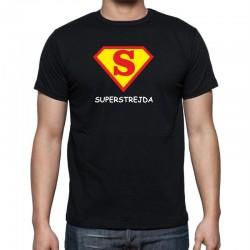 Tričko Super Strejda, ideální dárek pro strejdu