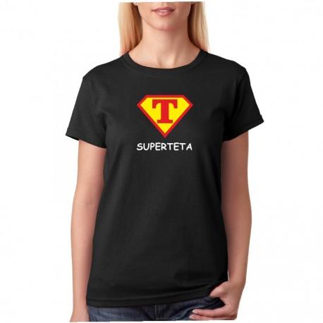 Super Teta ve stylu supermana, dárek pto tetu