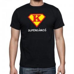 SuperKámoš - Pánské Tričko s vtipným potiskem