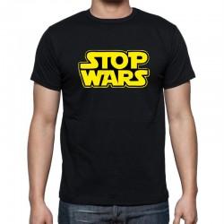Pánské tričko Stop wars