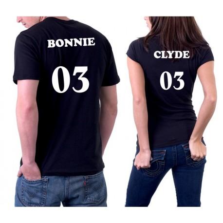 Clyde 03 - Dámské  Tričko s vtipným potiskem