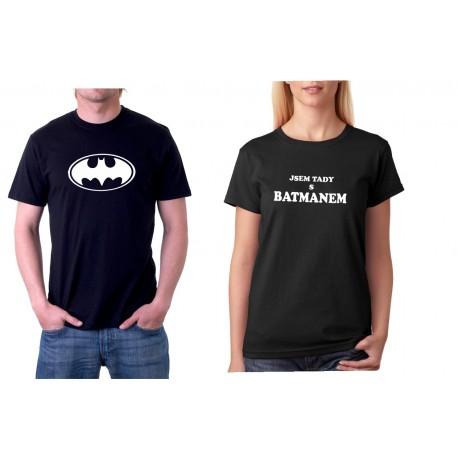 Batman - Pánské Tričko s vtipným potiskem