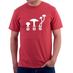 Pánské tričko Magic mushrooms